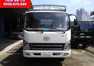 Bán xe tải Faw 7.3 tấn, động cơ Hyundai, thùng dài 6m25, bao giá toàn quốc giá 540 triệu tại Hà Nội