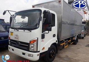 Bán xe tải nhẹ 1t9, thùng dài 6m1, Veam VT260-1 giá 100 triệu tại Tp.HCM