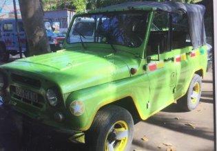 Bán ô tô UAZ LX năm 2006, màu xanh, nhập khẩu giá 60 triệu tại Lâm Đồng