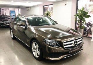 Bán Mercedes E250 2018 màu nâu, chính chủ chạy lướt giá tốt giá 2 tỷ 289 tr tại Hà Nội
