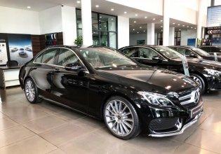 Bán Mercedes C300 AMG 2018 màu đen chạy lướt giá tốt giá 1 tỷ 859 tr tại Hà Nội