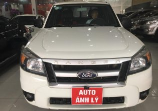 Cần bán Ford Ranger XL 2.5 4x4 MT đời 2011, màu trắng, xe nhập, giá tốt giá 325 triệu tại Phú Thọ