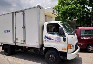 Bán xe tải lạnh còn mới Hyundai HD sản xuất 2015, màu trắng, giá chỉ 650 triệu giá 650 triệu tại Tp.HCM