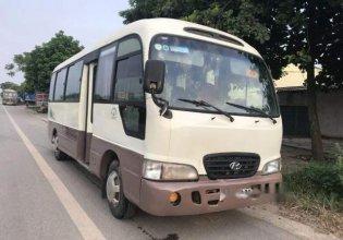 Bán Hyundai County năm 2000, màu kem (be), xe nhập giá 135 triệu tại Hà Nội
