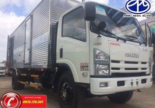Xe tải Isuzu 8T2 thùng dài 7m giá 200 triệu tại Đồng Nai