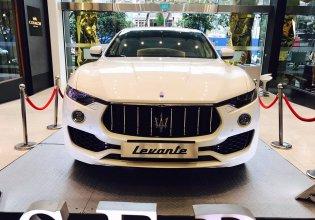 Bán xe Maserati Levante Sport 2018, màu trắng, xe nhập chính hãng. LH: 0978877754 tư vấn giá 8 tỷ 124 tr tại Đà Nẵng