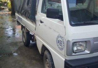 Bán xe Suzuki Super Carry Truck 1.0 MT sản xuất năm 2008, màu trắng xe gia đình giá 120 triệu tại Hải Dương