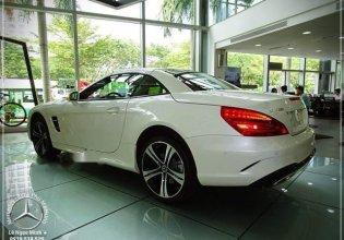 Bán xe Mercedes SL400 sản xuất năm 2018, màu trắng, xe nhập  giá 6 tỷ 709 tr tại Tp.HCM