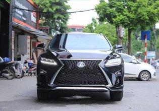 Cần bán Lexus RX350 F-Sport đời 2018, màu đen, xe nhập giá 4 triệu tại Hà Nội