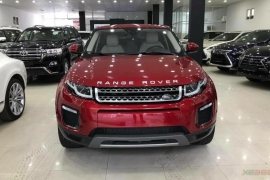 Bán xe LandRover Range Rover HSE 2018 Evoque màu đỏ, màu trắng, xe giao ngay 0932222253 giá 2 tỷ 769 tr tại Đà Nẵng
