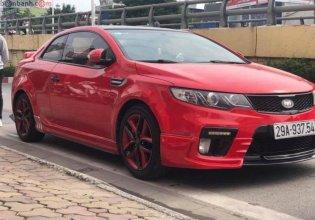 Cần bán xe Kia Forte Koup 1.6 AT sản xuất 2010, màu đỏ, nhập khẩu nguyên chiếc, 425tr giá 425 triệu tại Hà Nội