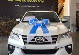 Toyota Tân Cảng bán toyota fortuner 2020 giá chỉ từ 983trđ đủ màu giao ngay - Nhiều quà tặng ưu đãi -Bán trả góp lãi 0.3% giá 983 triệu tại Tp.HCM