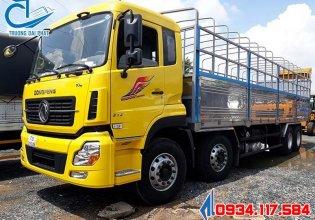 Xe tải dongfeng 4 chân nhập khẩu đời 2017 mới 100% giá 1 tỷ 400 tr tại Bình Dương
