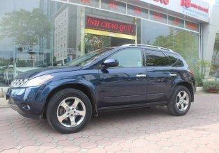 VOV Auto cần bán Nissan Murano 3.5 V6 sản xuất 2003, màu xanh lam, nhập khẩu giá 380 triệu tại Hà Nội