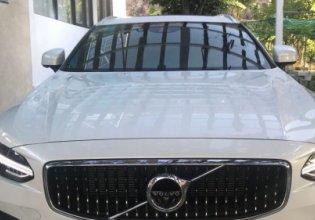 Bán Volvo V90 2.0 AT đời 2018, màu trắng, nhập khẩu nguyên chiếc  giá 3 tỷ 150 tr tại Khánh Hòa