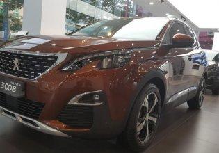 Peugeot 3008 - giá tốt nhất, đủ màu giao ngay - hỗ trợ lái thử tại nhà giá 1 tỷ 149 tr tại Hà Nội