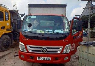 Hải Dương bán xe thaco ollin 700B thùng kín, đã qua sử dụng, xe đẹp như mới. Giá có chia lộc giá 328 triệu tại Hải Dương
