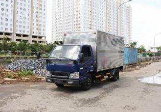 Xe tải IZ49 Dothanh 2T4 thùng dài 4m3 giá 410 triệu tại Tp.HCM