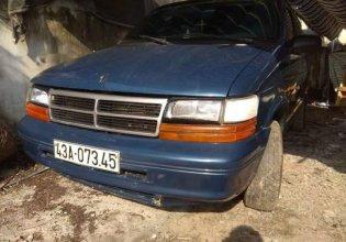 Bán lại xe Dodge Caravan sản xuất năm 1993, màu xanh lam, nhập khẩu  giá 79 triệu tại Tp.HCM