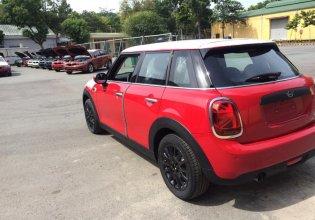 Bán Mini One sản xuất năm 2018, màu đỏ, xe nhập giá 1 tỷ 529 tr tại Tp.HCM