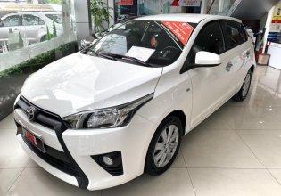 Bán Toyota Yaris E sản xuất 2015, màu trắng, số tự động giá 570 triệu tại Tp.HCM