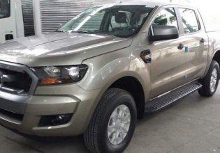 Cần bán Ford Ranger XLS AT đời 2015, màu vàng cát, nhập khẩu nguyên chiếc giá 595 triệu tại Tp.HCM