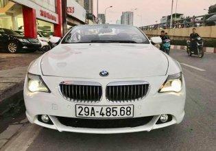 Bán siêu phẩm 1 thời, BMW 650i mui trần 4.8, sản xuất 2005 giá 980 triệu tại Hà Nội