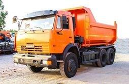 Bán xe tải Kamaz 65115 nhập khẩu từ Nga giá 1 tỷ 150 tr tại Bình Dương