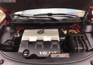 Bán xe Cadilac SRX4 màu đỏ, đời 2011, máy V6 3.0 hộp số 6 cập, gầm máy rất êm giá 1 tỷ 200 tr tại Tp.HCM