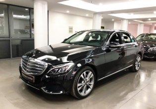 Chính chủ cần bán Mercedes C250 2018 màu đen, chạy lướt giá 1 tỷ 560 tr tại Hà Nội