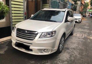 Bán gấp Subaru Tribeca 7 chỗ, màu trắng, xe gia đình sử dụng, cam kết xe đẹp gọi 093.22222.30 Ms Loan giá 1 tỷ 370 tr tại Tp.HCM