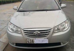 Cần bán Hyundai Elantra 1.6 MT sản xuất năm 2010, màu bạc, nhập khẩu chính chủ giá 350 triệu tại Đà Nẵng