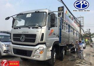 Xe tải 4 chân Dongfeng Hoàng Huy tải trọng 17t9 giá 1 tỷ 280 tr tại Đồng Nai