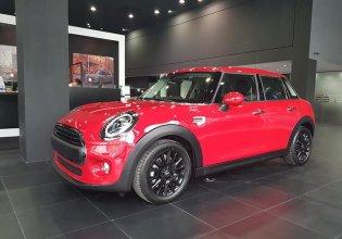 Bán xe Mini One model 2019, màu Chili Red, nhập khẩu nguyên chiếc, giao xe ngay - hỗ trợ vay 80% giá 1 tỷ 529 tr tại Tp.HCM