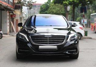 Bán Mercedes S500 2016, màu đen, nội thất nâu cực đẹp giá 3 tỷ 790 tr tại Hà Nội