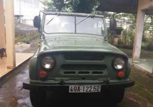 Bán xe UAZ UAZ 469B đời 1985, màu xanh lục, nhập khẩu giá cạnh tranh giá 55 triệu tại Lâm Đồng