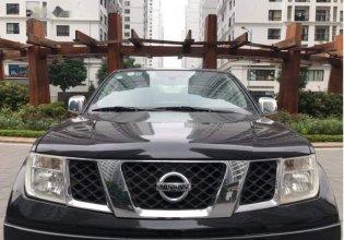 Cần bán Nissan Navara LE đời 2013, màu đen chính chủ, giá tốt giá 405 triệu tại Hà Nội