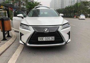 Cần bán gấp Lexus RX350 2016, màu trắng, nhập khẩu giá 3 tỷ 450 tr tại Hà Nội