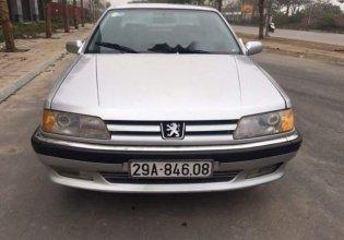 Cần bán lại xe Peugeot 605 sản xuất 1994, màu bạc, xe nhập giá 95 triệu tại Hà Nội