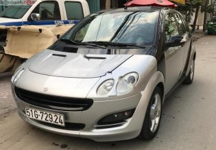 Bán Smart Forfour đời 2004, màu đen, xe nhập số sàn giá 250 triệu tại Tp.HCM