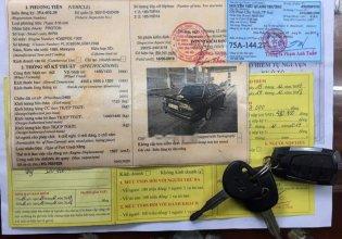 Bán ô tô Proton Wira sản xuất 1996 giá cạnh tranh giá 65 triệu tại TT - Huế