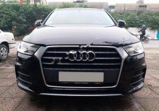 Xe Audi Q3 2.0 2016, màu đen, nhập khẩu giá 1 tỷ 385 tr tại Hà Nội