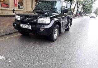 Bán Hyundai Galloper đời 2003, màu đen, nhập khẩu   giá 165 triệu tại Hà Nội