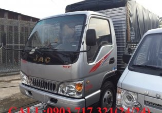 Công ty bán xe tải Jac HFC1030 - 2.4T giá 340 triệu tại Bình Dương