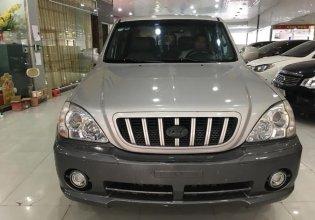 Bán Hyundai Terracan năm sản xuất 2003, màu bạc, nhập khẩu Hàn Quốc giá 225 triệu tại Phú Thọ