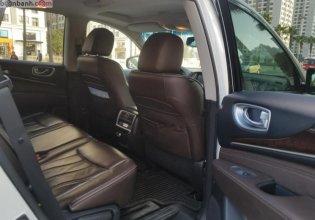 Chính chủ bán Infiniti QX60 3.5 AWD năm 2015, màu trắng, nhập khẩu giá 2 tỷ 550 tr tại Hà Nội