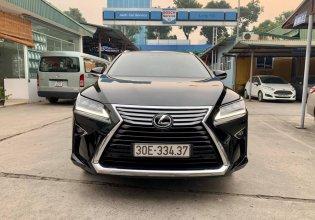 Cần bán xe Lexus RX350 đời 2017, màu đen, nhập khẩu, xe tên cá nhân chạy hơn 2 vạn giá 3 tỷ 680 tr tại Hà Nội