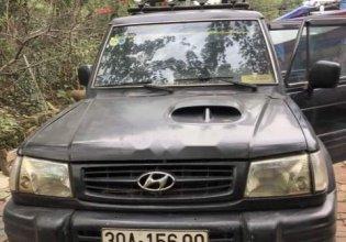 Xe cũ Hyundai Galloper đời 2000, nhập khẩu giá 180 triệu tại Hà Nội