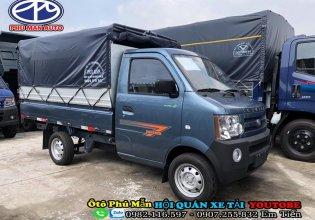 Bán xe tải Dongben 810kg, đại lý xe tải Dongben giá rẻ, thùng bạt giá 150 triệu tại Bình Dương