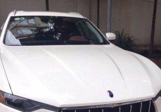 Bán Maserati Levante 3.0 AT năm 2016, màu trắng, nhập khẩu nguyên chiếc số tự động giá 5 tỷ 168 tr tại Hà Nội
